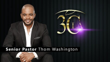 Hunger For Holiness Part 10 - Pastor Thom Washington
