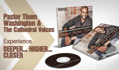 Deeper, Higher, Closer CD
