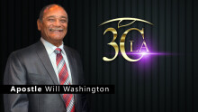 Spiritual Guidance #10 - Apostle WIll T. Washington