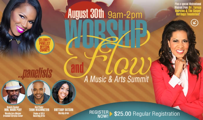 Worship & Flow Music & Arts Summit