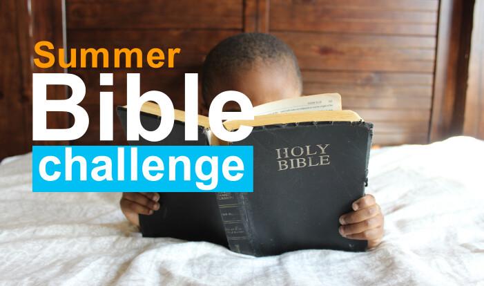 Summer Bible Challenge